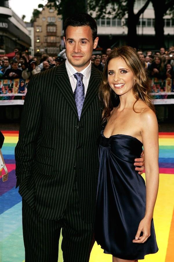 Freddie Prinze Jr e Sarah Michelle Gellar (Foto: Getty Images)