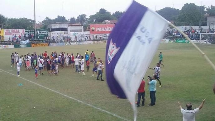 Águia é campeão da Segundinha (Foto: Divulgação/ Futebol Zueiro PA)
