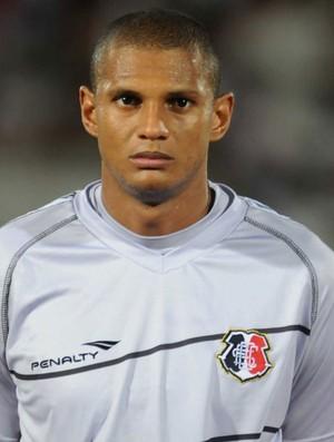 Tiago Cardoso - Santa Cruz (Foto: Aldo Carneiro)