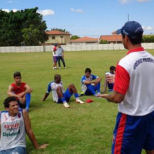 Casagrande falou sobre a importância de não exagerar (Foto: Sérgio Borges / Divulgação)