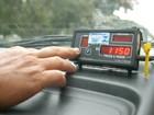 Táxis de Juiz de Fora começam a circular com bandeira dois