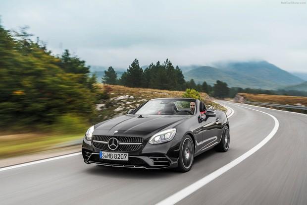 Mercedes-AMG SLC 43 (Foto: Divulgação)