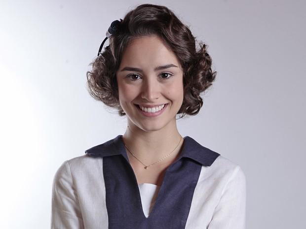 Amanda (Foto: Gabriela / TV Globo)