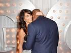 Kim Kardashian ganha 'cheiro' de Kanye West em premiação