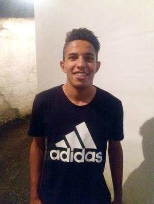 BLOG: Após Mundial Sub-17 em 2015, Dodô sonha com profissional do Coritiba
