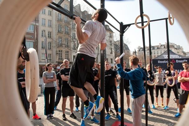 """Crossfit: é um ótimo exercício, mas tem muita gente """"viciada"""" nisso... (Foto: Getty Images)"""