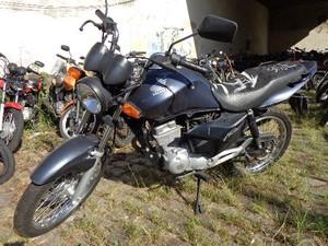 Esta moto está com lance inicial de R$ 1.500 (Foto: Divulgação)