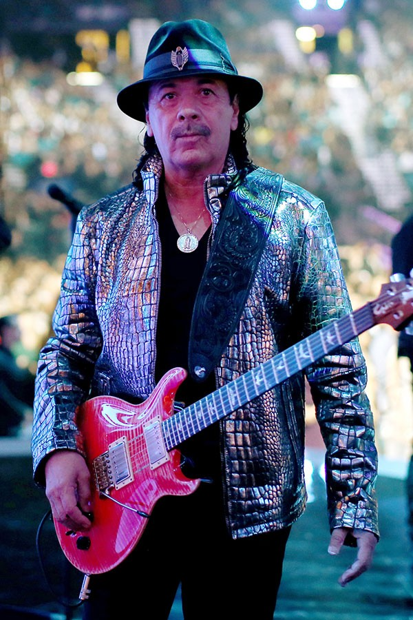 Carlos Santana (Foto: Getty Images)