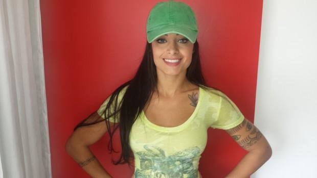 Aline Riscado (Foto: Divulgação)