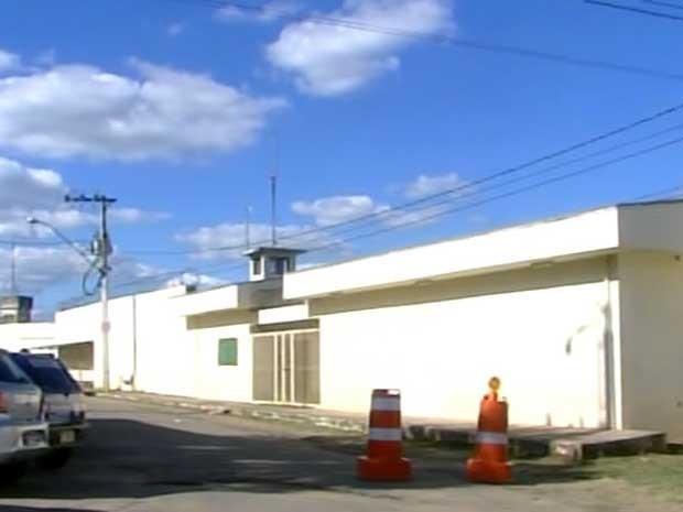 Presídio Floramar em Divinópolis ganha nova ala (Foto: Reprodução/TV Integração)