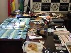 Operação policial prende suspeitos de tráfico de drogas no Sul do RS