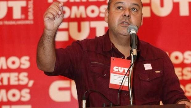 Vagner Freitas, presidente da CUT (Foto: Divulgação)