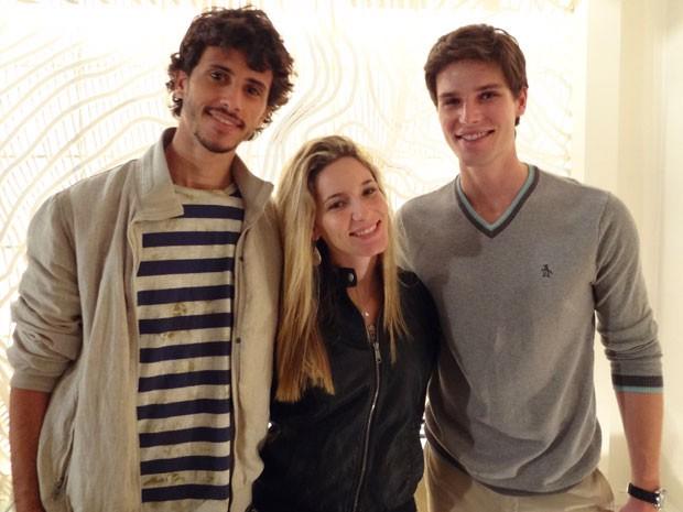 Jonatas (Foto: Cheias de Charme / TV Globo)