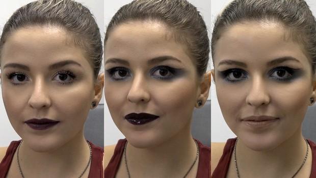 Tendências de maquiagem por Celso Kamura (Foto: Jessica Monstans / EGO)