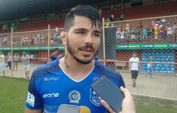 """Com """"golpe na bola"""", Erick Silva faz gol de voleio em jogo beneficente. Assista!"""