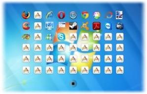 iPad Launcher para Windows 7