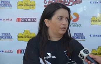 Gleide descarta favoritismo do Bota-PB feminino na Copa do Brasil