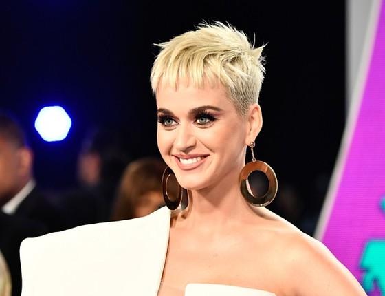 Katy Perry alega ter perdido alguns shows por culpa do governo chinês  (Foto: Getty Images)