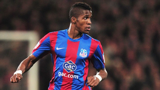 Wilfried Zaha (Foto: Getty Images)