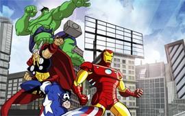 Os Vingadores (Foto: Divulgação / Disney)