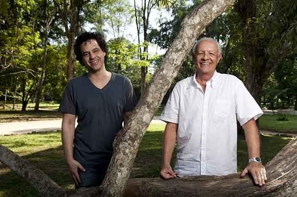 O encontro foi realizado no Jardim Botânico, diante do Espaço Tom Jobim  (Foto: Divulgação)