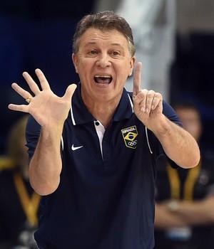 Ruben Magnano basquete pan-americano 2015 (Foto: Gaspar Nobrega/inovafoto)