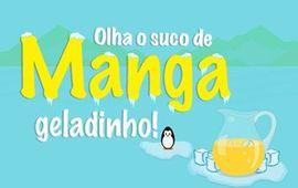 Receita: Suco de Manga