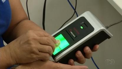 Mais de 150 mil eleitores do Tocantins ainda não fizeram o cadastramento biométrico