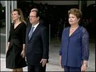 Dilma agradece a Hollande apoio francês no combate à espionagem