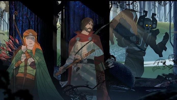 The Banner Saga, game de RPG combina boa narrativa com excelente sistema de combates (Foto: Divulgação)