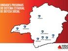 Seds e Deop anunciam construção de presídio em Pará de Minas
