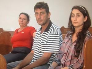 Pais de Escarlat também serão indenizados, segundo sentença (Foto: Reprodução/TV Anhanguera)
