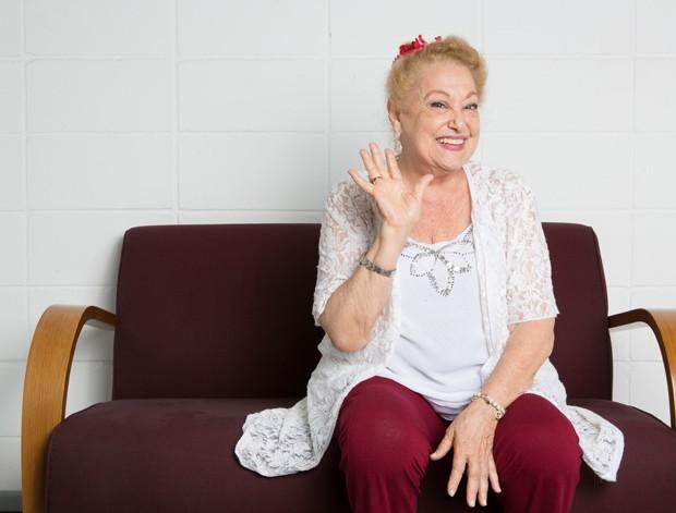 Suely Franco (Foto: Chico Cerchiaro / Ed. Globo)