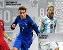 Griezmann é finalista com Messi e CR7 na disputa para o melhor do mundo