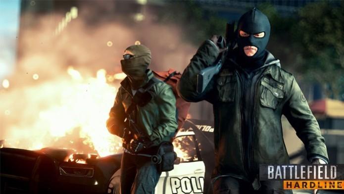 Battlefield Hardline: game já está disponível para assinantes EA Access (Foto: Divulgação)