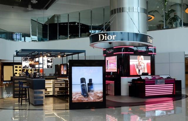 Dior: agora em Guarulhos (Foto: Divulgação)