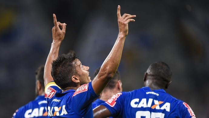Henrique; Cruzeiro (Foto: Agência I7/Mineirão)