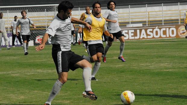 XV de Piracicaba realiza treinamento para encarar o Paulista (Foto: Eduardo Castellari / XV de Piracicaba)