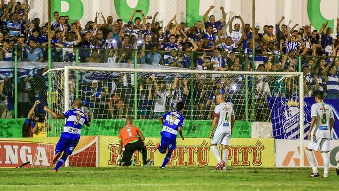 Murici x CSA - Semifinal Campeonato Alagoano (Foto: Ailton Cruz/ Gazeta de Alagoas)