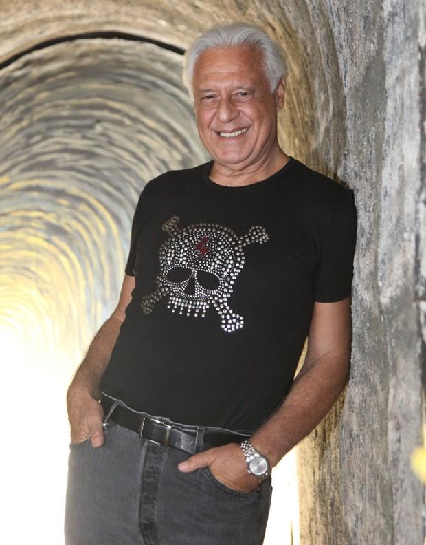 Antônio Fagundes (Foto: Claudio Andrade/Foto Rio News)