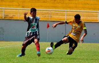 Rodada dupla abre o Acreano de Futebol Sub-15 neste sábado