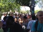 Manifestação marca 11º dia de greve da Educação em Cabo Frio, no RJ