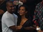 Kim Kardashian dá 'chega pra lá' em Kanye West durante o VMA