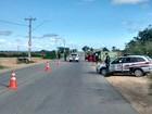 PM fiscaliza rodovia que liga Nossa Senhora Aparecida e Ribeirópolis
