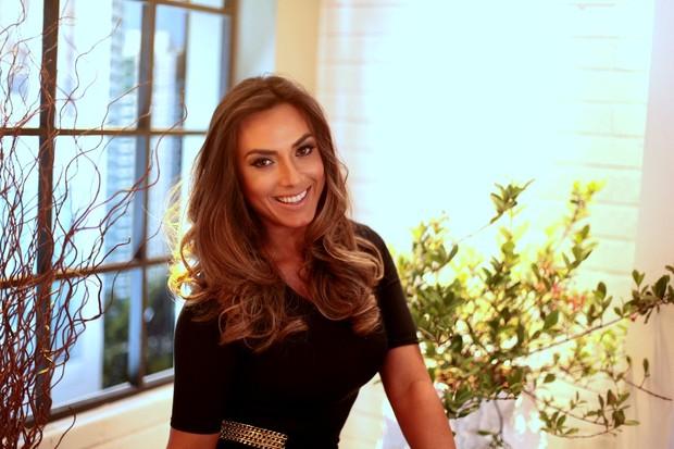 Nicole Bahls (Foto: Isac Luz / EGO)