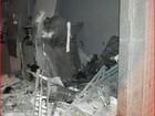 Polícia Civil investiga explosão de caixas eletrônicos em Medina, MG