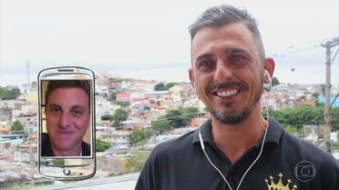 Agostinho procura melhorar projeto social no Agora ou Nunca
