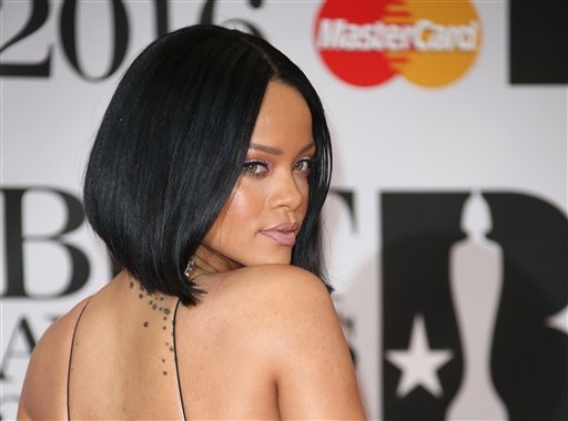 Rihanna participa de nova msica de Calvin Harris, 'This Is What You Came For' (Foto: Joel Ryan/AP)