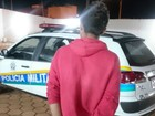 Jovem rouba padaria e é baleado pela PM (Evisson Borges/Arquivo Pessoal)