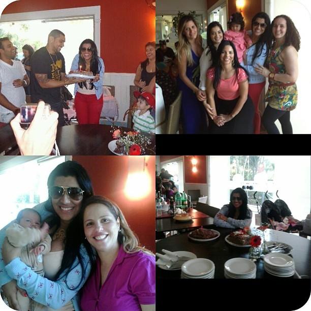 Mulher Moranguinho comemora aniversário (Foto: Instagram / Reprodução)